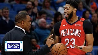 Are the Pelicans in for more drama after firing GM Dell Demps? | Around the Horn