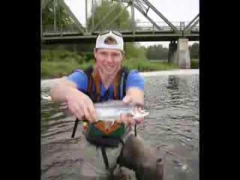 Fly fishing trips rochester and upstate ny youtube for Trout fishing ny
