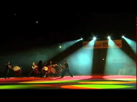 Le Taiko au 29ème Festival des Arts Martiaux