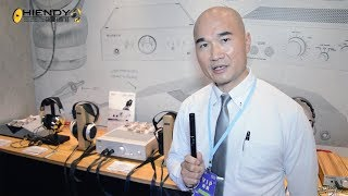 Interview of STAX - Hong Kong AV Show 2017