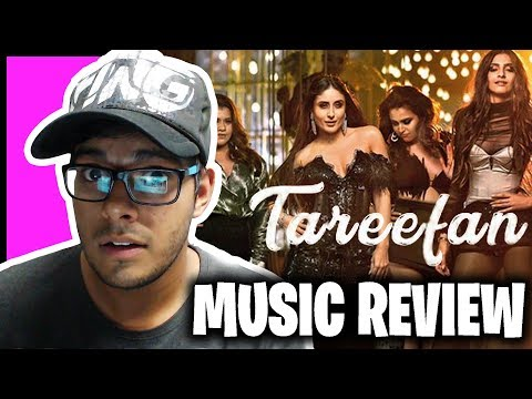 Tareefan II MUSIC REVIEW II Veere Di Wedding II QARAN Ft. Badshah