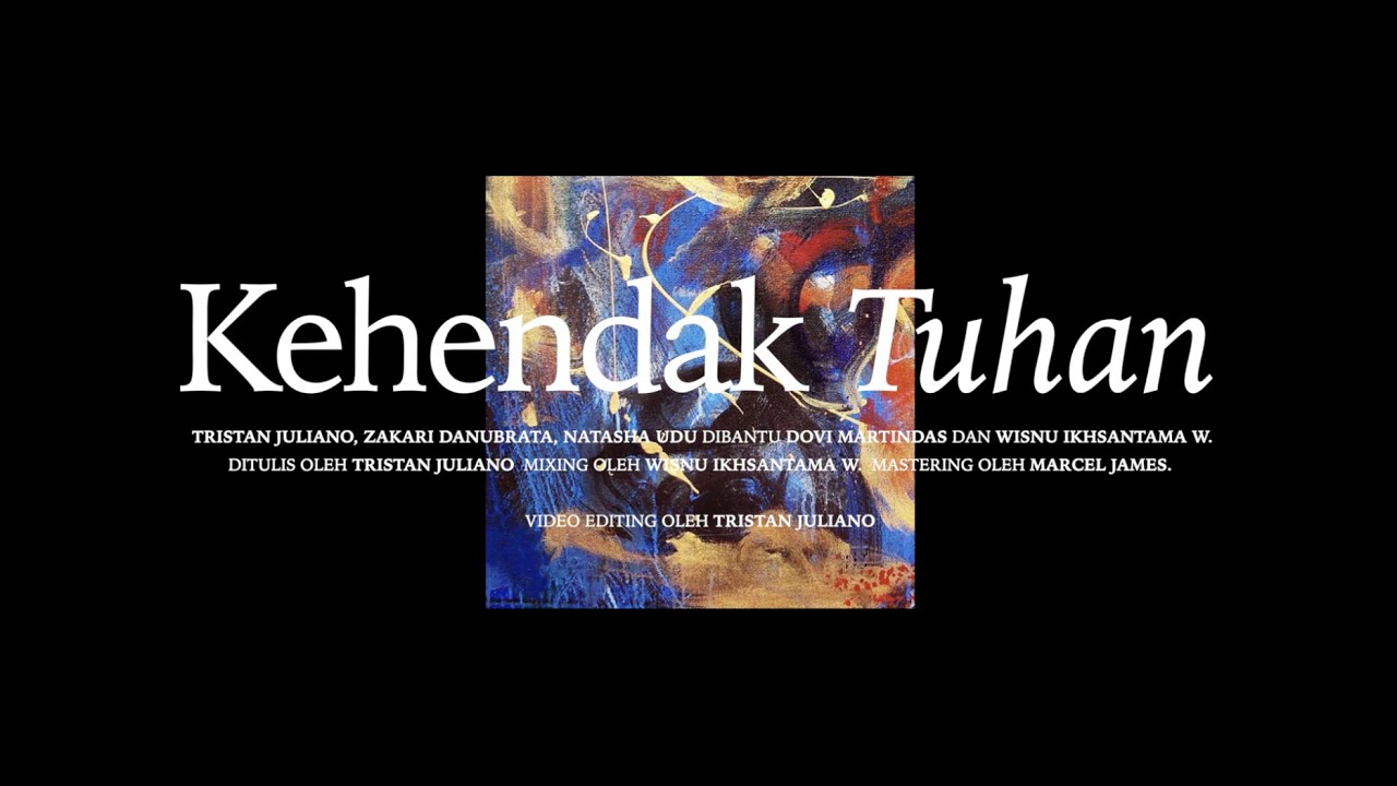 Mantra Vutura & Natasha Udu - Kehendak Tuhan (Official Music Video ...