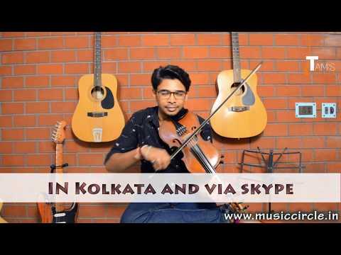 Music Circle - Learn Indian Classical Violin in Kolkata