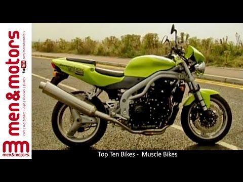 Top Ten Bikes -  Muscle Bikes