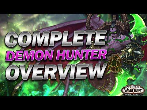 ULTIMATE Demon Hunter Guide For Shadowlands | World Of Warcraft