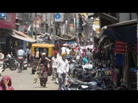 India Travel / Sounds of India / City Raw footage