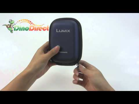 Universal Hard Digital Camera Case for Panasonic LUMIX DMC-TZ3 TZ4 Blue  from Dinodirect.com