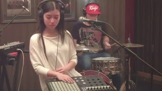 Airika feat. Celestial Whales – Just Feel The Waves (Live Session)
