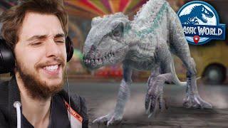 I AM NOW ONE OF THEM !?! - Jurassic World Alive | Ep78 ( Jurassic GO )