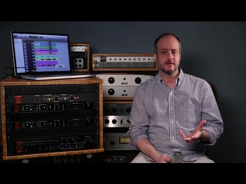 Why Use an Analog Summing Mixer? | Audio Engineer Ryan West