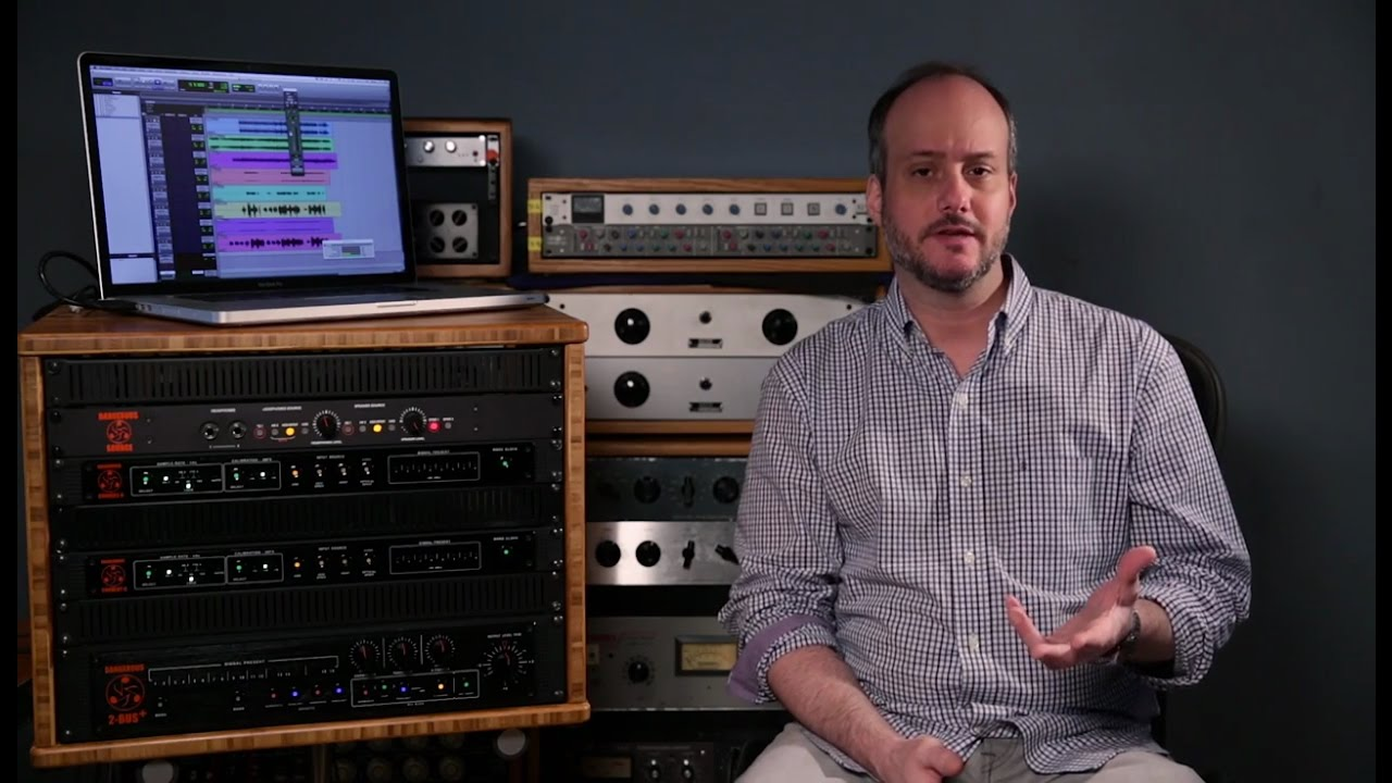 why use an analog summing mixer audio engineer ryan west youtube. Black Bedroom Furniture Sets. Home Design Ideas