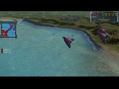 Supreme Commander - FAF Cast 349 - Ladder Match - fTjlARsEmE Vs Turinturambar