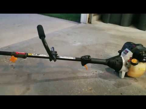 How To Get Weed Eater Running - String Trimmer Spring Tune Up