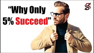How to Be Successful More than 95% of People thumbnail
