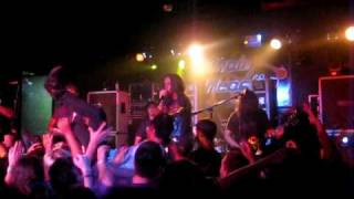 The Word Alive-Casanova Rodeo (Live At Chain Reaction 6/19/09)