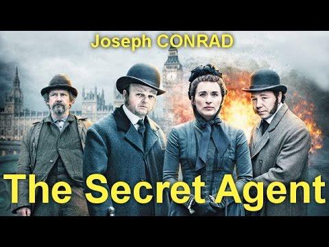 The Secret Agent  by Joseph CONRAD (1857 - 1924)   by Action & Adventure Fiction Audiobooks