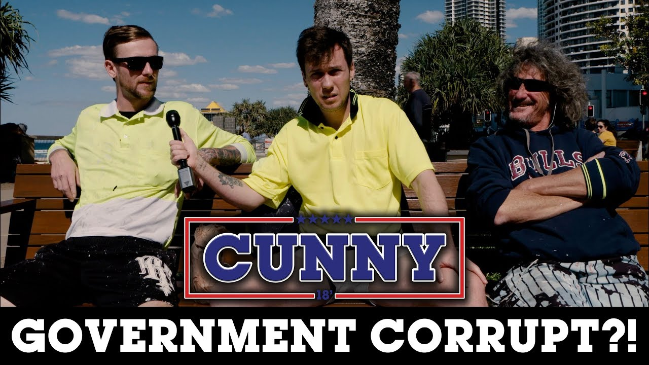 IS OUR GOVERNMENT CORRUPT?! | Cunny For PM