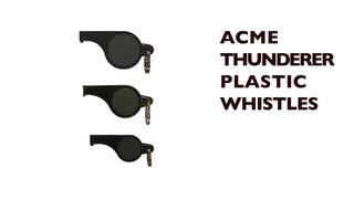 Acme Thunderer Plastic Whistles