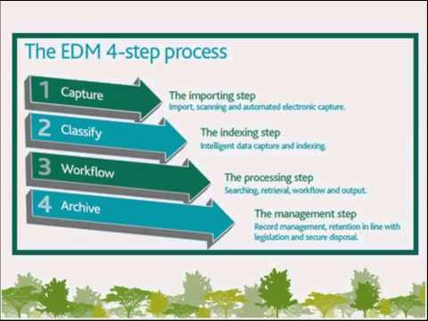 Electronic Document Management System 101