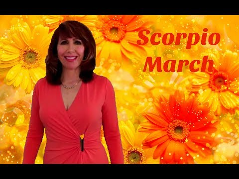 Scorpio March Astrology You Are Back On The Mainstage