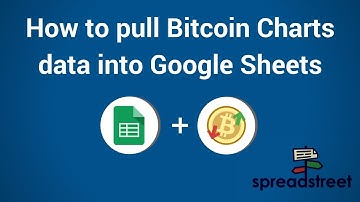 Using the Bitcoin Charts API in Google Sheets