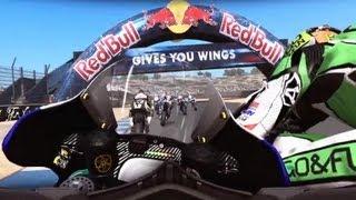 MotoGP 13 Red Bull US Grand Prix Gameplay