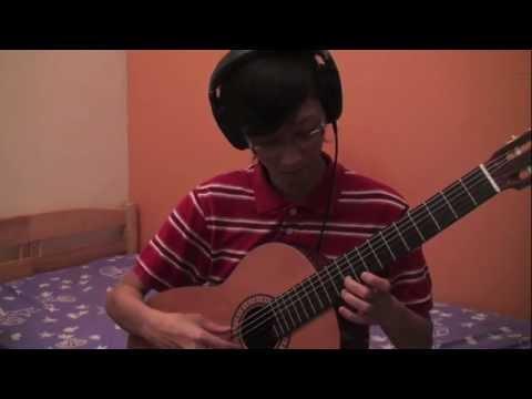 A.R.Rahman  |  Mustafa Mustafa... (Theme only) (Solo Guitar Arrangement by Ken Foo)