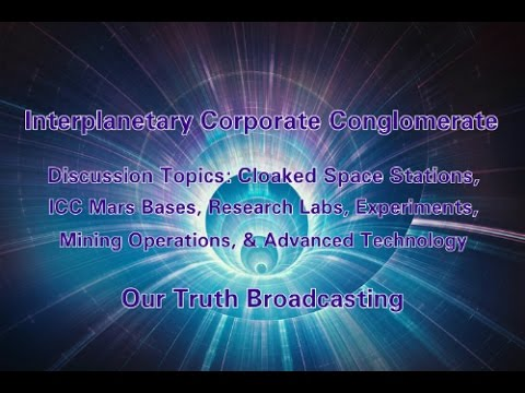 Interplanetary Corporate Conglomerate