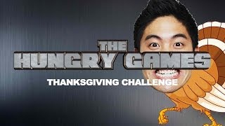 The Hungry Games: Thanksgiving Challenge!