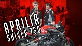 Aprilia Shiver 750 I Die besten A2 Bikes #17