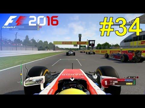 F1 2016 - Career Mode #34: Japanese Grand Prix - 50% Race