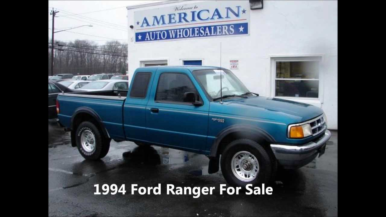 Used 1994 ford ranger for sale used cars for sale