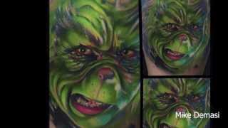 Tattoo of the Day 1/12 - TattooNOW TV