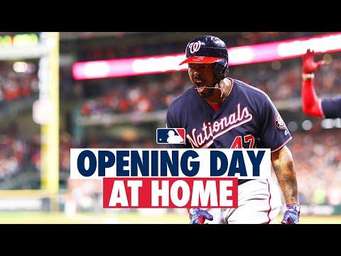 2019 World Series Game 7 (Nationals Vs. Astros) | #OpeningDayAtHome