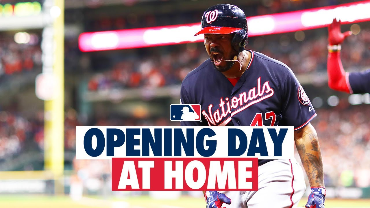 2019 World Series Game 7 (Nationals vs. Astros) | #OpeningDayAtHome