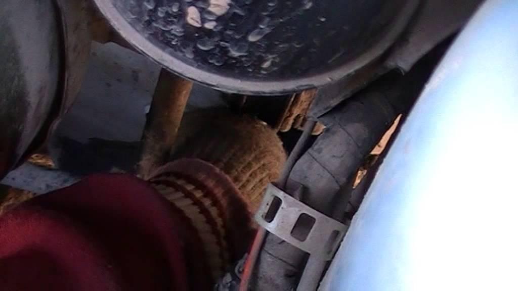 Снятие рулевой рейки на ваз 2115