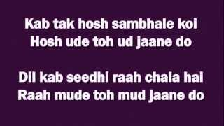 Gambar cover Saans (Lyrics HD) Jab Tak Hai Jaan ft. Shreya Ghoshal, Mohit Chauhan