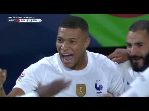 Belgium France Goals And Highlights