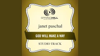 God Will Make A Way (Studio Track With Background Vocals)