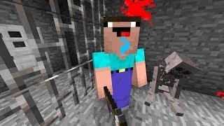 Minecraft: НУБ И ПОБЕГ ИЗ ТЮРЬМЫ 🔫 – ТРОЛЛИНГ НЕВИДИМКОЙ И 100% ЗАЩИТА ОТ НУБОВ! МАЙНКРАФТ НУБ