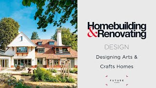 Designing Arts & Crafts Homes