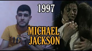 Michael jackson - you are not alone live munich | moroccan reaction