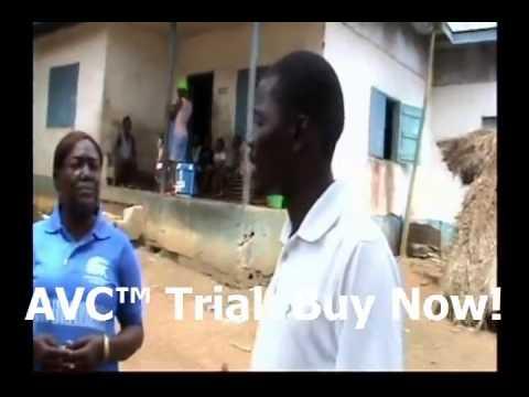 ebola SAYOEP Project bensonville liberia