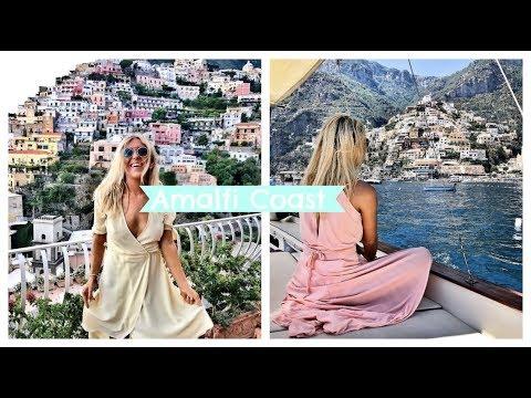 The Dream Amalfi Coast Italy Roadtrip - Positano, Praiano, Amalfi, Sorrento | EmTalks ad