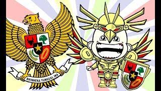 Garuda Pancasila Lagu Anak Nasional Indonesia | Ksatria Garuda