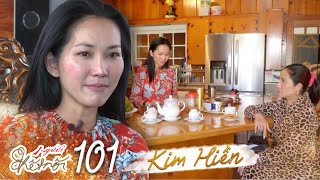 Connect|Ep 101:Kim Hien with a full life in the US still emotional to see mom, making Cat Tuong cry