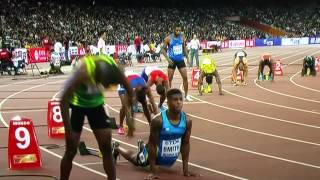 Usain Bolt IAAF World Championship  Beijing 2015
