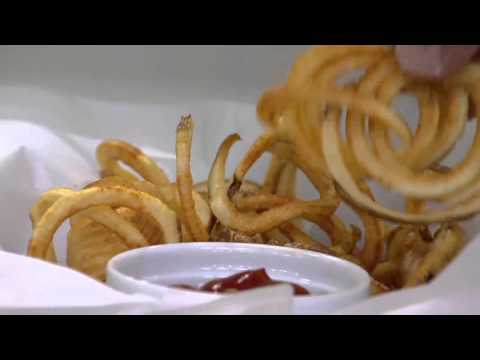 KitchenAid Spiralizer Attachment With Peel, Core & Slice On QVC