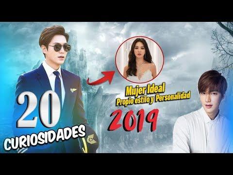 20 CURIOSIDADES de LEE MIN HO (이민호) Cosas que Quizás no Sabias 2019   Keleer Dik