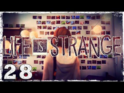 Смотреть прохождение игры Life is Strange. #28: Как же ты вовремя!